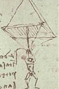 Del paracaídas hasta el parapente. Historia de una evolución